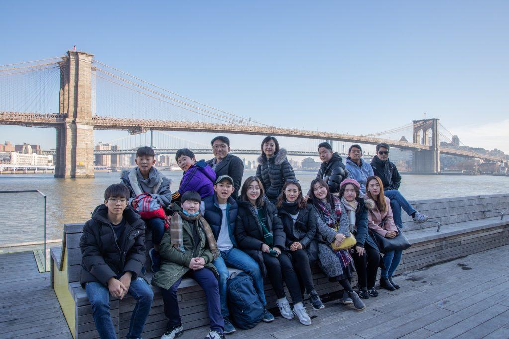 제 2차 선교사 자녀 뉴욕 방문(2019년 12월19일~2020년 1월 2일)