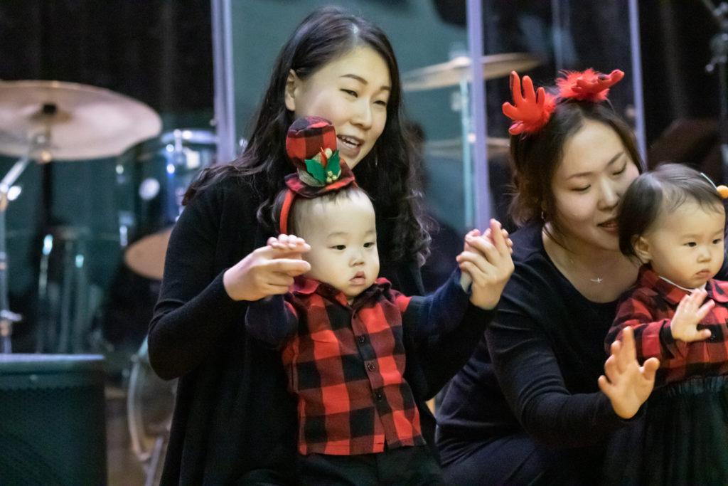 2019년 성탄 축하 예배(영아부, 유치부, 유초등부, 중고등부)