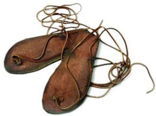 G-26. 예수님의 신발 끈(신들메, 들메끈)