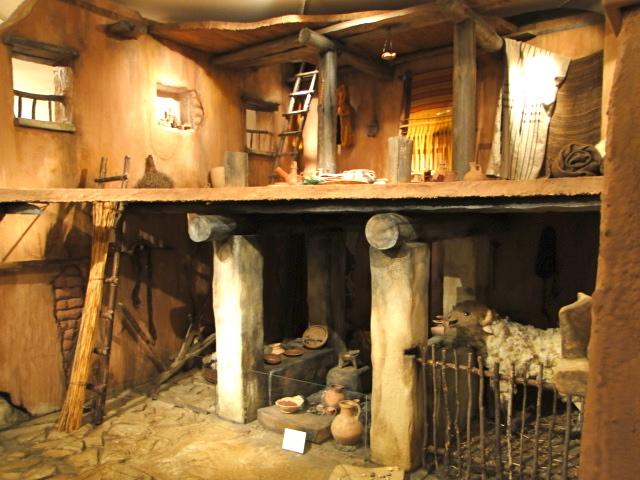 G-27. 성서 시대의 이스라엘 집(건축)