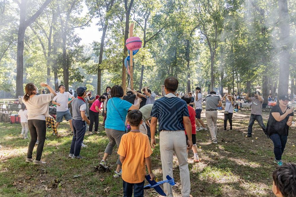 창립 14주년, 가을 야외예배 (활동)